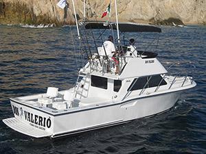 Valerio - Cabo San Lucas Marlin fishing