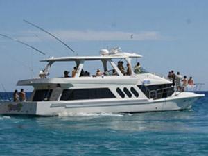 Machine - Cabo San Lucas Marlin fishing