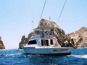 Bad Company - Cabo San Lucas Marlin fishing