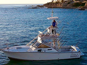 Dona Meche - Cabo San Lucas Marlin fishing