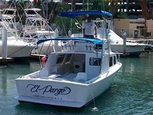 El Pargo - Cabo San Lucas Marlin fishing