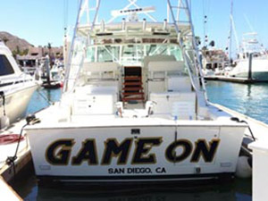 Game On - Cabo San Lucas Marlin fishing